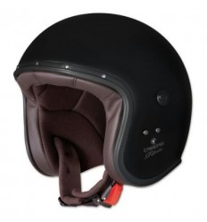 Casco Caberg Freeride superleggero in fibra nero opaco