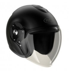 Casco Roof New Rover monocolore nero opaco