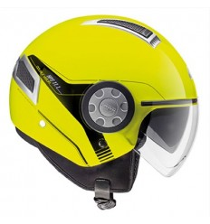Casco Givi 11.1 Air Jet monocolore giallo neon