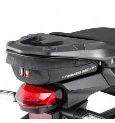 Borsa da sella Givi serie XStream XS1110R specifica per codone Honda Crosstourer 1200 12-14