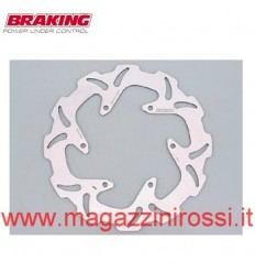 Disco freno Braking Wave YA25FID Yamaha T-Max 500 01-03 ant.
