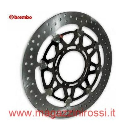 Disco freno MQ Brembo ant. Honda Jazz, Foresight, Forza 250...
