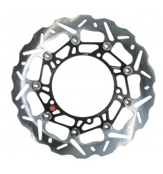Disco freno Braking Wave flottante WK110 per Ducati Multistrada, Diavel...