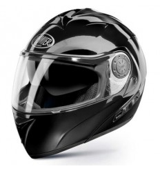 Casco Premier Dream Liner apribile nero lucido