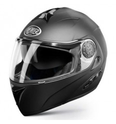 Casco Premier Dream Liner apribile nero opaco