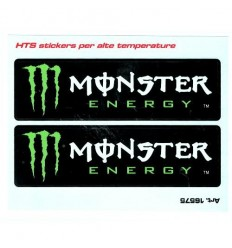 Adesivi per alte temperature e marmitte logo Monster Energy