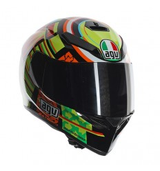 Casco AGV K-3 SV serie Top grafica Valentino Rossi Elements