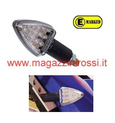Frecce Motrax Led Arrow corte carbonio