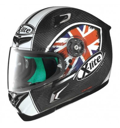 Casco X-Lite X802RR Ultra Carbon grafica Stareus UK