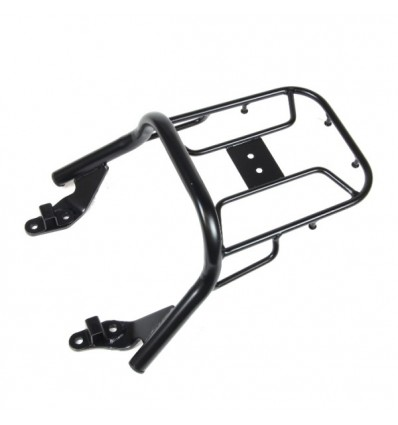 Portapacchi nero Hepco & Becker Rear Rack per Suzuki DR BIG 800 91-97