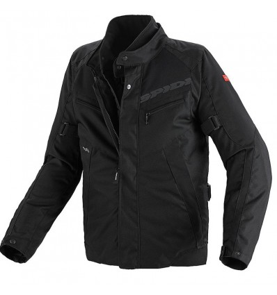 Giacca da moto Spidi Traveler H2OUT nera