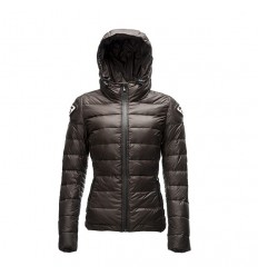 Piumino moto da donna Blauer Easy Winter Woman marrone