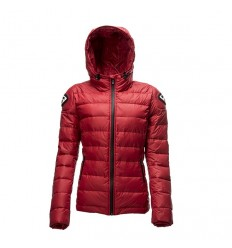 Piumino moto da donna Blauer Easy Winter Woman rossa