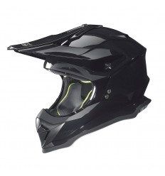 Casco off-road Nolan N53 Smart nero lucido