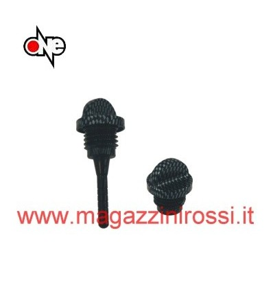 Tappo olio e ingranaggi ONE Tuning Yamaha T-Max 500 01-11 carbon look