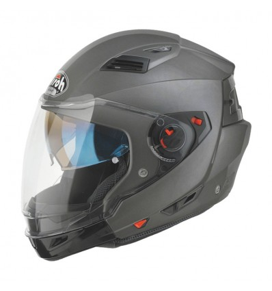 Casco Airoh modulare Executive Color antracite