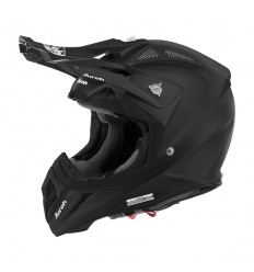 Casco Airoh enduro Aviator 2.2 grafica Color nero