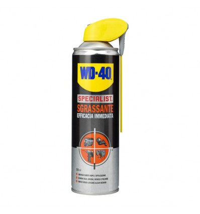 Sgrassante WD-40 efficacia immediata 500 ml
