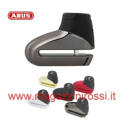 Bloccadisco Abus Provogue 305 perno 5mm vari colori