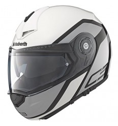 Casco apribile Schuberth C3 Pro Observer White