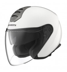 Casco Jet Schuberth M1 Vienna White