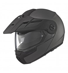 Casco apribile Schuberth E1 monocolore Matt Athracite