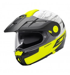 Casco apribile Schuberth E1 Crossfire Yellow