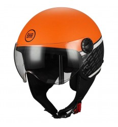 Casco BHR 801 One Cool Drive arancio opaco
