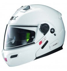 Casco Grex G9.1 Evolve apribile Kinetic bianco metal