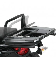 Portapacchi antracite Hepco & Becker Easy Rack per BMW R-Nine T Urban GS