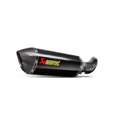 Marmitta Akrapovic Slip On Carbonio per BMW S1000RR 10-16