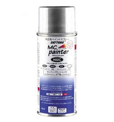 Vernice spray Daytona Honda nero