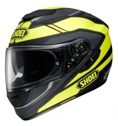 Casco Shoei GT Air Swayer TC3 nero e giallo