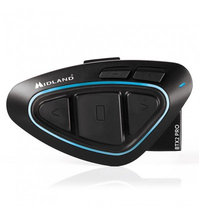 Interfono Bluetooth Midland BTX2 PRO singolo