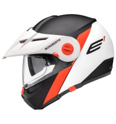 Casco apribile Schuberth E1 Gravity Orange