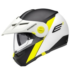 Casco apribile Schuberth E1 Gravity Yellow