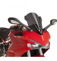 Cupolino Puig Touring per Ducati Supersport e Supersport S fume scuro