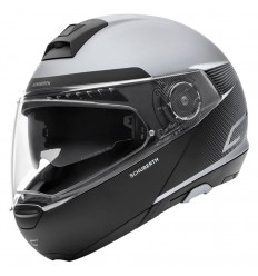 Casco apribile Schuberth C4 grafica Resonance Grey