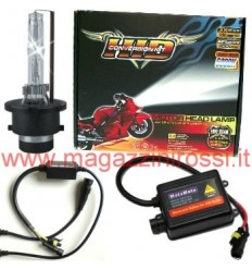 Kit conversione HID slim H4 biXeno da 6000K