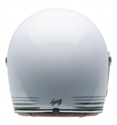 Casco integrale Vintage By City Roadster bianco