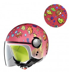 Casco da bambino Grex G1 grafica Fancy23 Aquarium
