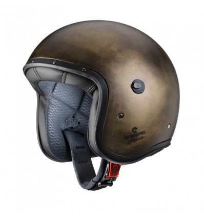 Casco Caberg Freeride Bronze Brushed superleggero bronzo