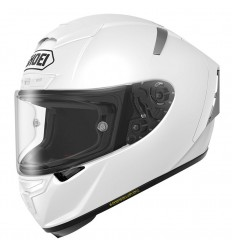 Casco integrale Shoei X-Spirit 3 monocolore bianco