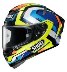 Casco integrale Shoei X-Spirit 3 grafica BRINK TC-10