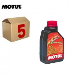 Olio 2T Motul Scooter Power 5x1 Lt