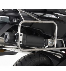 Custodia attrezzi Hepco & Becker per telai Cutout su BMW F700 GS