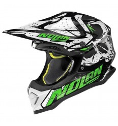 Casco off-road Nolan N53 Buccaneer Glossy Black 52