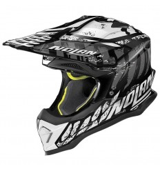 Casco off-road Nolan N53 Skeleton Glossy Black 57