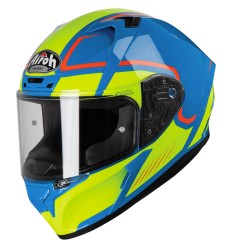 Casco integrale Airoh Valor grafica Marshall Azure Gloss