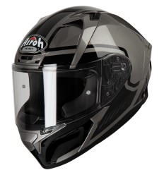 Casco integrale Airoh Valor grafica Marshall Grey Gloss